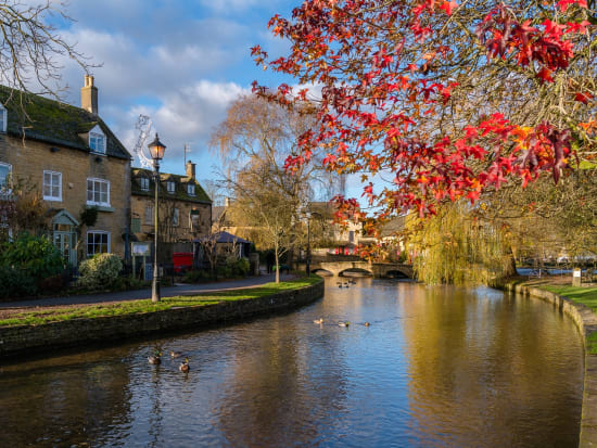 UK, Cotswolds Bourton on the Water