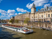 France, Paris, Seine River Cruise