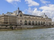 France, Paris, Orsaymuseum, Seine River Cruise