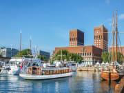 Norway, Oslo, Fjord, Sailing Ship