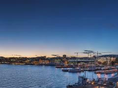 Norway, Oslo, Oslofjord