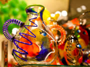 Check out Murano's artful glass pieces