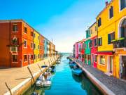 Colorful architecture, Murano