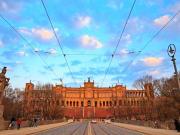 Germany, Munich, Maximilianeum
