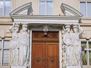Austria, Vienna, Josefsplatz, Palais Pallavicini