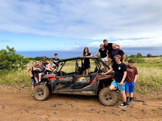 West Maui Lahaina ATV Off Road Adventures - Maui's Best ATV