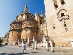 Sevilla Cathedral Guided Tour and Fast Track Entry