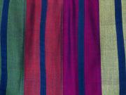 Handcrafted fabric in Penang, Malaysia batik