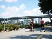 singapore mini segway tour