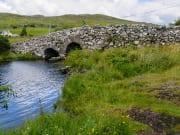 Bridge at Maam, Oughterrard, Connemara, County Galway, Ireland - sh