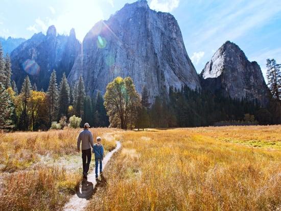 USA_California_Yosemite National Park_Hiking
