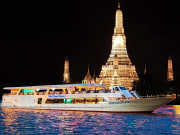 CHAOPRAYA PRINCESS DINNER CRUISE - BANGKOK