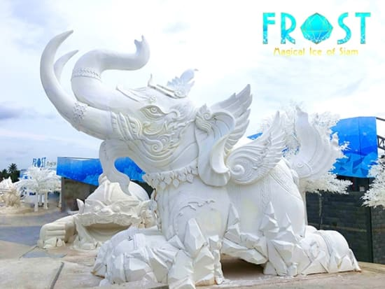 FROST MAGICAL ICE OF SIAM - PATTAYA web