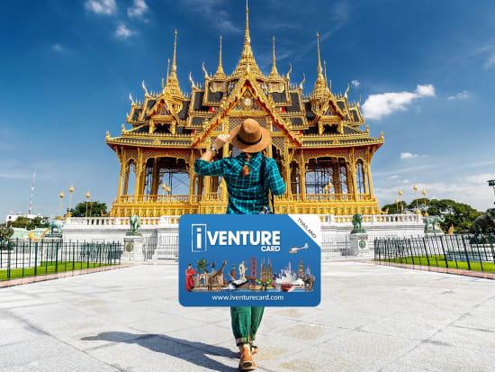 Bangkok iventure attractions pass