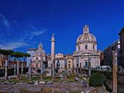 Italy, Rome,Trajans Column