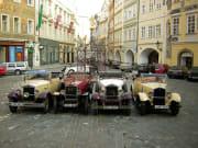 Czech Republic_Prague_Vintage Car City Tour
