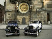 Czech Republic_Prague_Vintage Cars