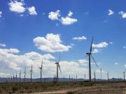 風力発電場1