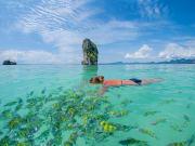 Thailand_Krabi_Snorkeling Poda Island