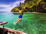 Thailand_Krabi_Chicken Island Hopping