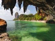 Thailand_Krabi_Railay Phra Nang Beachscape