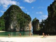 Krabi_Hong Island by speedboat tour
