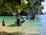 Thailand_Hong Island by speedboat_krabi