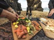 Tasmania_Bruny Island_Lunch Mars Bluff