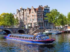 Netherlands_Amsterdam_Blue Boat Cruise