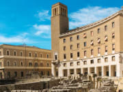 Roman Amphitheater Lecce