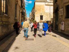 Lecce Museum Walking Tour