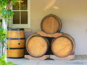 Stellenbosch_Wine Barrels