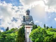Hong Kong_Lantau Island_Tian Tan Buddha