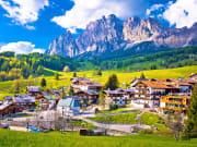 Italy, Cortina D' Ampezzo, Dolomites