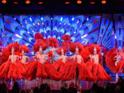 4 Plumes Rouges ツゥMoulin Rouge - B.Royer