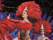 3 Meneuse de Revue 息Moulin Rouge速 - S.Franzese