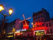 1 Facade Moulin Rouge (2 lamp) ツゥMoulin Rouge-D.Duguet