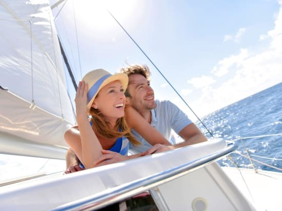 Mexico_Cancun_Catamaran Sail