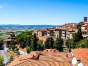 Italy, Tuscany, Corotona