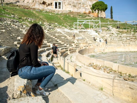 Greece_Athens_Theatre of Dionysus