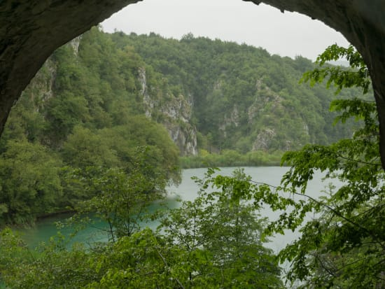 Rainy Plitvice Lakes1