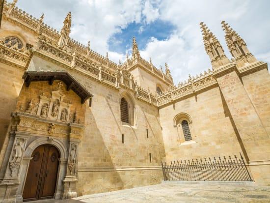 Granada Historical Center and Albaicin Private Walking Tour