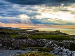 Galway, Inis Meain, Inis Oirr