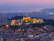 Athens by Night Walking Tour