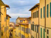 Oltrarno, Italy, Florence