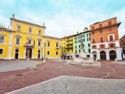 Italy, Piazza del Mercato