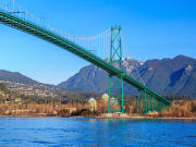 Canada_Vancouver_Lion's Gate Bridge