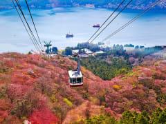 Japan_Kanagawa_Lake Ashi_Ashinoko_Hakone