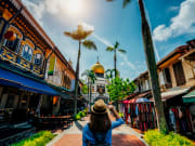 Kampong Glam singapore changi tour