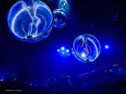 Disco queen boule à facette Paradis Latin Cabaret
